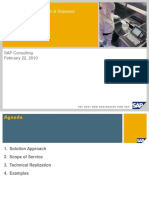 SAP WeighDispense Solution En