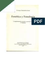 Fonética y Fonología E. Obediente
