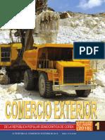 Comercio Exterior de La RPDC 2018 - 01