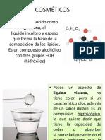 resultados de reología en cosmeticos alimentos y farmacos