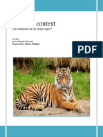 Introduction of Asian Tigers