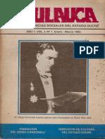 Libro Youlauca Vol.1 n.1