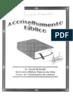 Aconselhamento Bíblico - David w Smith