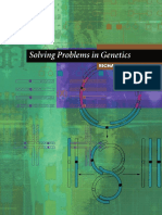 Richard Kowles (Auth.) - Solving Problems in Genetics (2001, Springer-Verlag New York)
