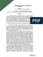 Evaluacion Economica de Los Daños Por Incendios Forestales. Sigfredo f. Ortuño Pérez y José l. Fernández-cavada Labat