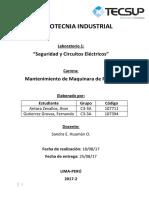 Electrotecnia-Industrial Lab 1 Antara-gutierrez