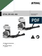 STIHL SR 430_ 450