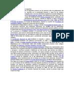 Historia de La Educación en Argentina