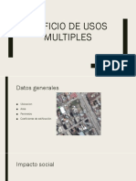Edificio de Usos Multiples COMPO III