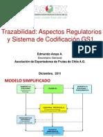 8 Trazabilidad Seminario FDA Asoex Dic 2011 Edmundo Araya