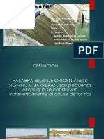 Azud Grupo 3a Informe