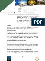 Blanca Estela Zevallos Ruiz - Solicitud de Prescripciòn Del Impuesto Predial 2017