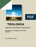 Clase 1 Teologia 2015