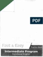Fast y Easy[Practice Book] Intermediate Program