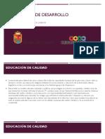 Plan Estatal de Desarrollo 2013-2018