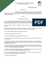 Constituicao Do Estado de Roraima e ADI Ate a E.C 56-2017