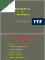 Curso Tronadura