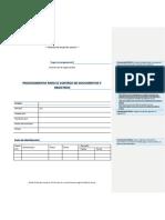 00 Procedimiento Para El Control de Doc y Reg Integrated Preview ES