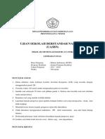 Soal usbn Bahasa Indonesia - Bahasa Indonesia (KTSP)
