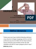 Responsi Demensia Revisi