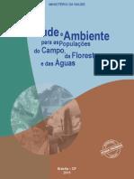 Livro Saúde e Ambiente Para as Pops Do Campo, Da Floresta e Das Águas