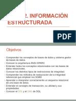 ARI-Tema 2 Estructurada