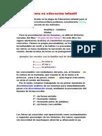 lectoescritura en educación infantil.doc
