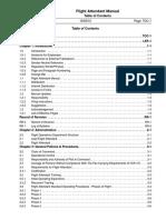 253633078 Flight Attendant Manual
