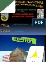 Clasificacion Estructural de Los Silicatos