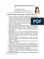 Lista de Candidatos Presidenciales Del Perú 2016