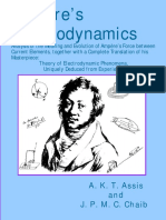 Amperes Electrodynamics