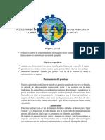 Evaluación de Etología en Equinos Criollos Colombianos en La Doma o Adiestramiento en Tunja Boyacá