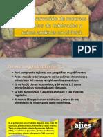 Crioconservacion en Peru