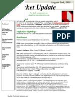 STA MarketUpdate 8-2-10