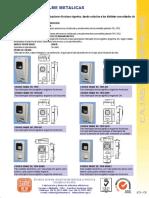 23- Cajas de Empalme Metalicas - Plasticas - Especiales_Rev5