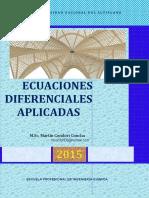 Guias de Aprendizaje de Ecuaciones Diferenciales Aplicadas 2017 II Martin Condori Concha