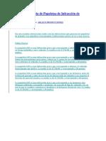 Tabla y Consulta de Papeletas de Infracción de Tránsito