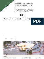 Investigación Accidentes Tráfico