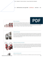 Extintores _ Tipos de Extintores – Extinguidores – Empresas de Extintores – Recarga y Mantenimiento de Extinguidores