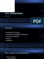 civil engineering project slideshow