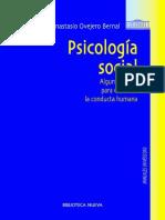 Psicología Social  Algunas Claves Para Entender La Conducta Humana.