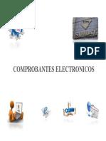 Comprobantes Electronicos SUNAT