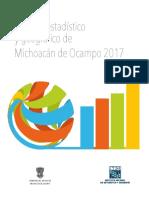 Anuario Estadistico y Geografico de Michoacan de Ocampo 2017