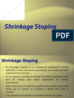 2.- SHRINKAGE STOPING.ppt