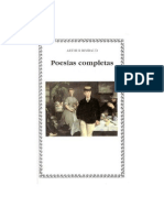 Arthur Rimbaud - Poesias completas