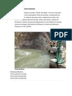 Centrales Hidroelectricas Paul