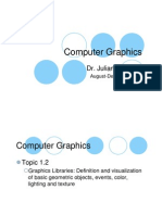 3. Graphics Libraries
