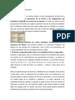 Analisis Estructurado Del Pasivo