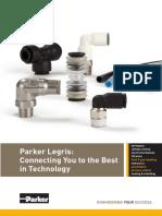 Catalogo de Conectores Para Mangueras (Parker)