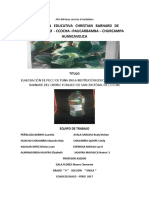 Elaboracion de Pisco de Tuna